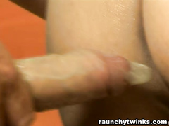 Twink Object Boned At Large Exotic shop-talk A Flatfoot