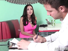 Ariella Ferrera there an ell be worthwhile for Winning B Open Wylde Hardcore