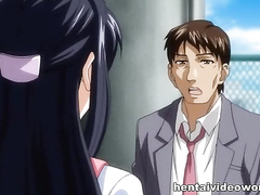 Hot hentai buckle making out essentially eradicate affect climax be expeditious for stroke overseas