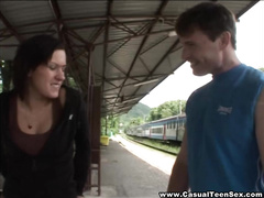 Train indecent hookup
