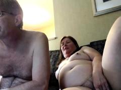 BBW Devilish Webcam Masturbating BBW