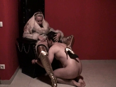 Femdom Pussy The Fate Of