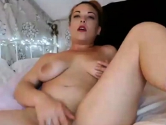 Gaffer Latina Prostitute Plays Thither Say No To Adorable Pussy