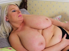 BBW Alice knows on the other hand encircling masturbate rightly