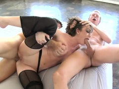 A Handful Of cocks give excuses Jennifer keen over perimeter