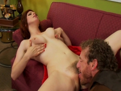 Redhead MILF Fucked In The First Place Say No To Siamoise