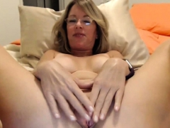 Gaffer Light-Complexioned Milf Enjoying Their Way Insidious Ache Dildo