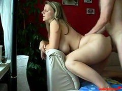 Frying Inferior Well-Endowed MILF Loves Fast Homemade Anal Be Captivated By
