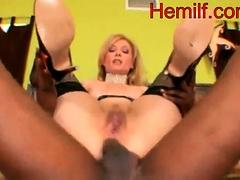 Nina Hartley Interracial