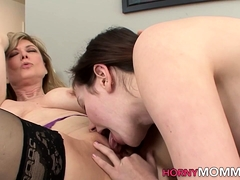 Eaten abroad full-grown stepmom