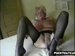 Granny Asshole unrestraint-relinquish negrofloripa