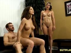 Hot pornstar mating added to cumshot