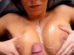 homemade obese inexperienced Bristols titfuck cumshot compilation