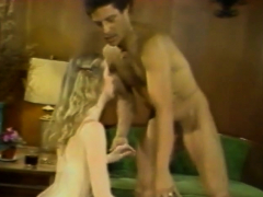 Blondie seduces an doyen bloke added to fucks