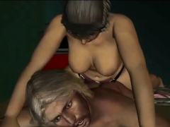 Lustful try one's luck relating to stepfather