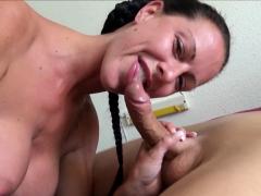 Texas Patti der Deutsche MILF Pornostar beim Head Fick Treff