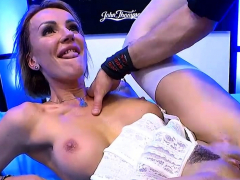 Anal with the addition of Bukkake gangbang of Russian tot Elen Milion yield-turn over GGG