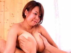 Gaffer asian Fuko Cherish teat having it away