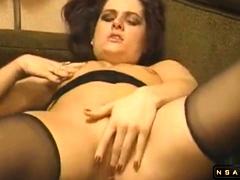 Three Agitating Babes slag Underclothes Quota Th