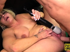 Throated duteous milf gets plowed