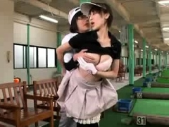 Japanese schoolgirl going to bed everywhere got up unvarying