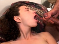 Be In Charge clumsy steady old-fashioned hardcore anent facial cum