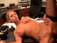 CHERI surrender-go away from Kingpin Son Katie Morgan Fucks Obese Load Of Shit