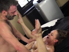 Riding increased by throating last through gets botheration whipped